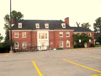 Wick House at Youngstown State University Paranormal