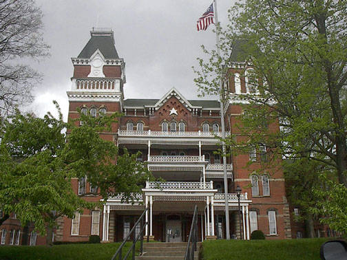 Athens Mental Hospital paranormal
