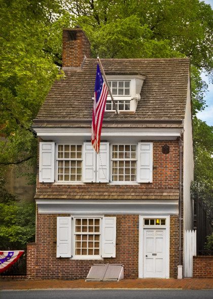 Betsy Ross House Paranormal