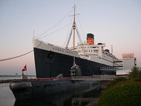 The Queen Mary Paranormal