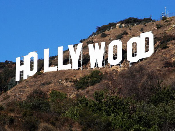 Hollywood Sign Paranormal