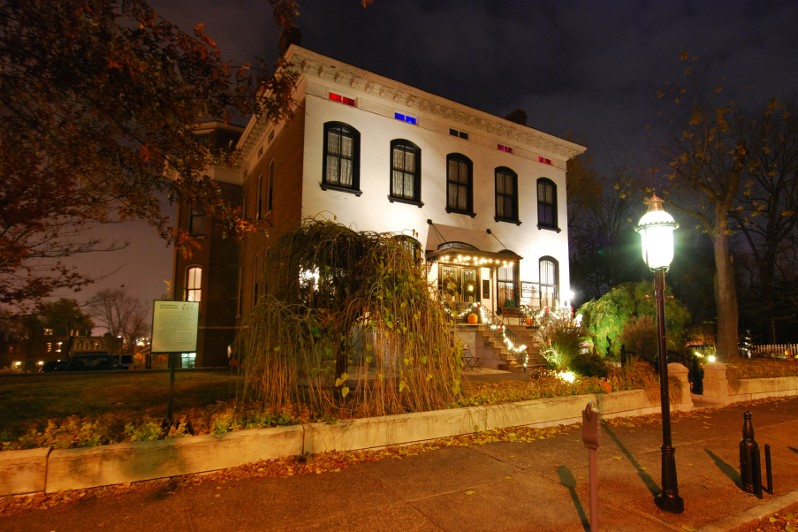 Lemp Mansion paranormal