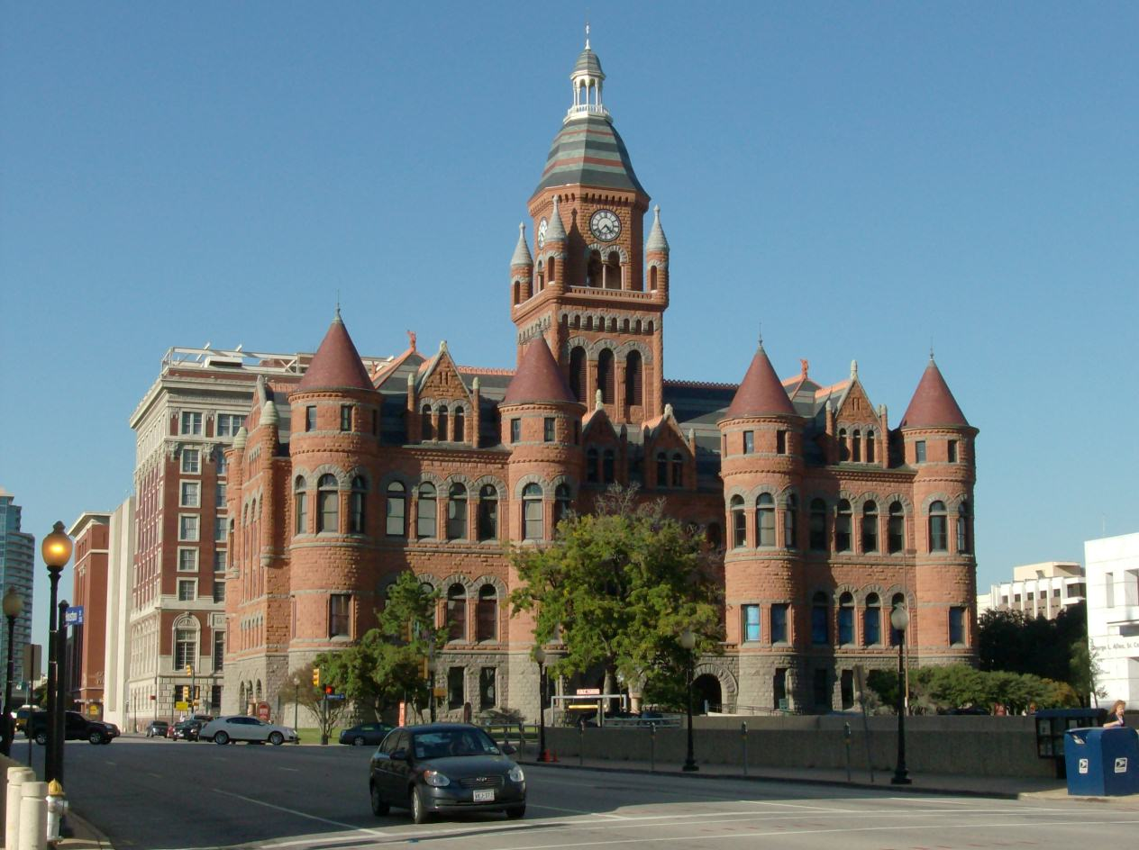 The Old Red Museum of Dallas County Paranormal