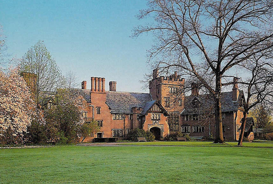 Stan Hywet Hall and Gardens Paranormal