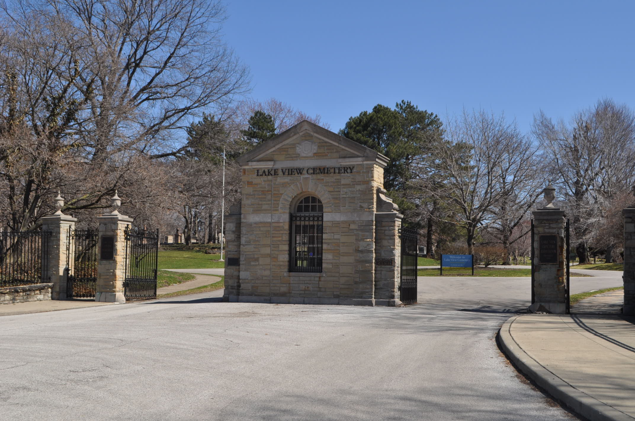 Lake View Cemetery - Cleveland Paranormal