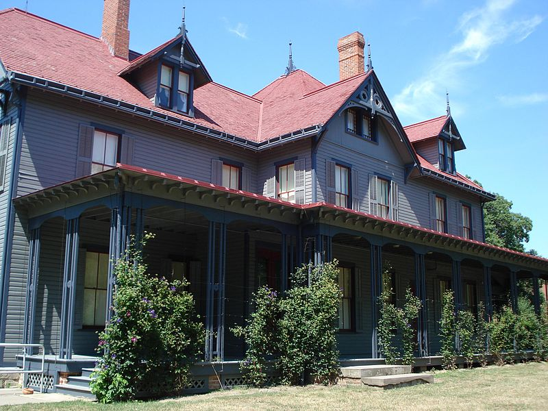 James A. Garfield House Paranormal
