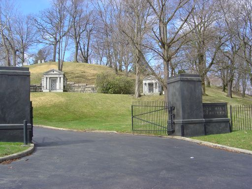 Oak Hill Cemetery - Youngstown Paranormal
