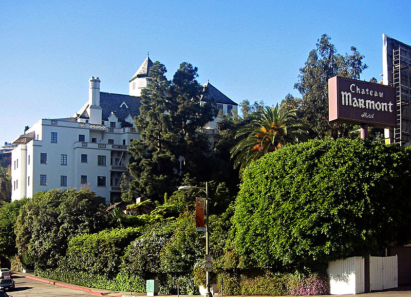 Chateau Marmont Hotel Paranormal