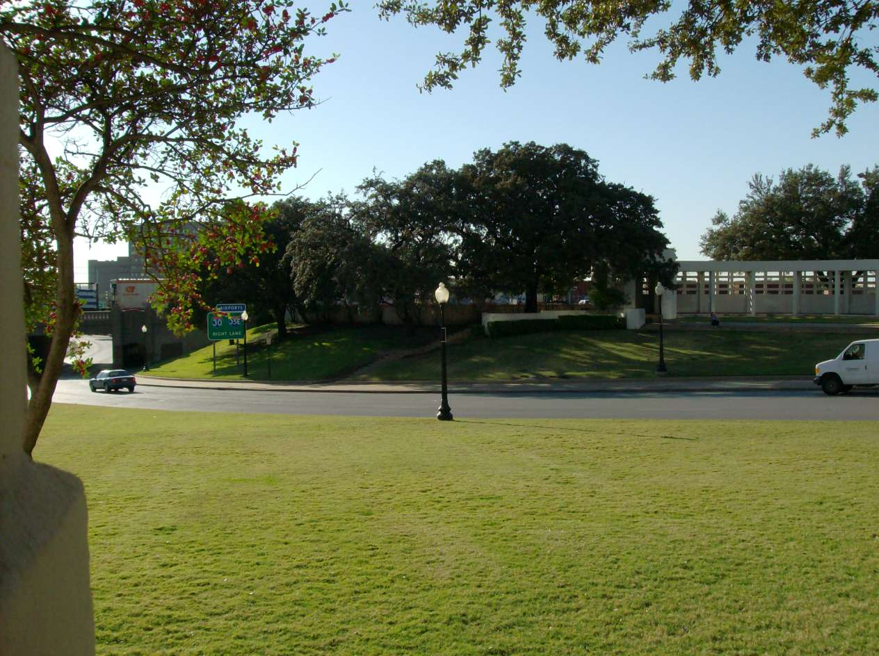 Dealey Plaza Paranormal