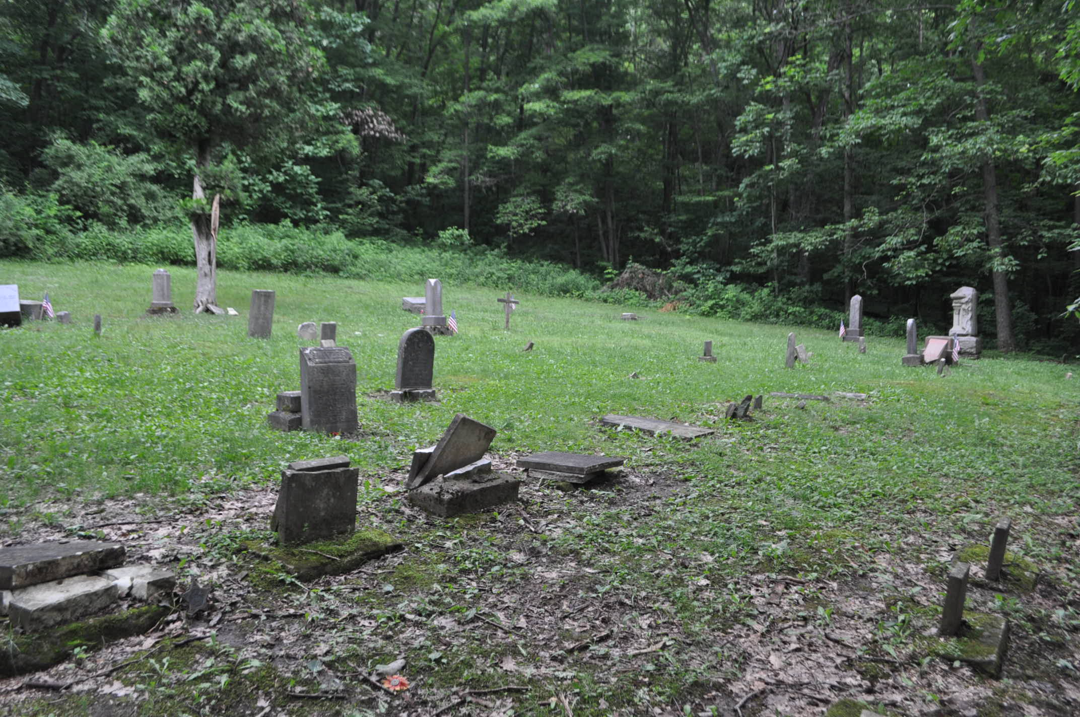 Bowman Cemetery Paranormal