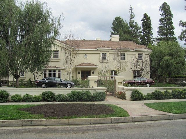 Lucille Ball's Former Home