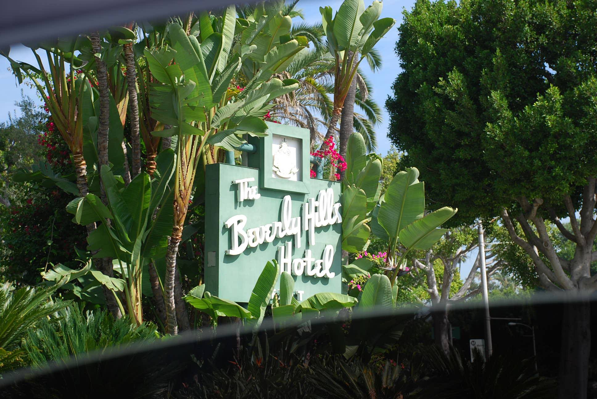 Beverly Hills Hotel Paranormal