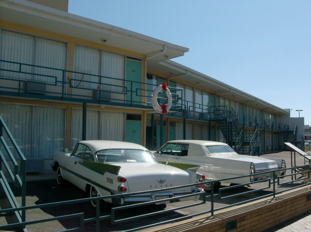 The Lorraine Motel a.k.a. National Civil Rights Museum paranormal