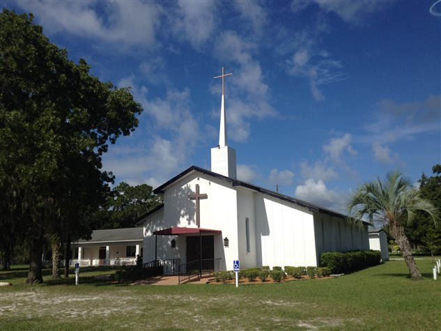 Shingle Creek Methodist Church and Cemetery paranormal
